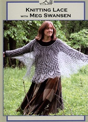 Knitting Lace with Meg Swanson DVD