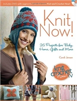 Knit Now! by Candi Jensen