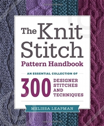 The Knit Stitch