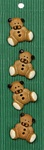 Large Teddy Bear buttons