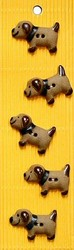 Puppy buttons