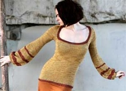 Labyrinth Knit Sweater