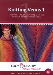 Knitting Venus 1  DVD