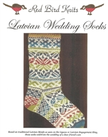 Latvian Wedding Socks