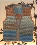 Man's Vest for Rhythm