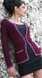 No. 6 Knitted Jacket