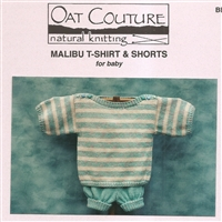 Malibu T-Shirt & Shorts Ensemble
