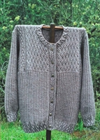 Celtic Cardigan by Oat Couture