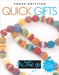 Vogue Knitting On The Go: Weekend Knits Book