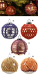 Christmas Ornaments to Knit & Crochet
