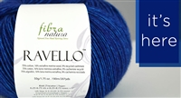 Ravello Cashmere and Cotton Blend Yarn
