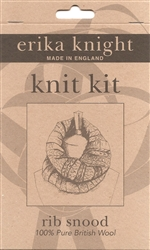 Erika Knight Rib Snood Kit