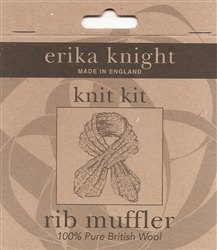 Erika Knight Rib Muffler Kit
