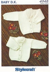 Newborn Baby Sweater Set  4648