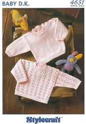 Newborn Baby Sweater Set  4651
