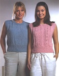 Stylecraft Tank Top Pattern 4913