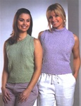 Stylecraft Tank Top Pattern 4915