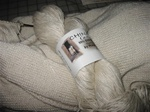 Silk/Cashmere Blend Natural Undyed