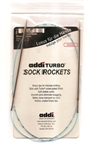Addi Turbo Sock Rocket circular needles