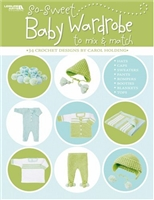 So Sweet Baby Wardrobe to Mix and Match