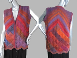 Tapestry Vest for Rhythm