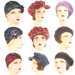 Trendy Knit Hats Collection