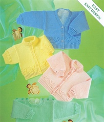 Baby Sweaters with Variations