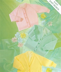 UKHK  Baby Cardigans with Variations