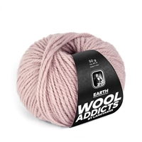 WoolAddicts Earth Alpaca-Merino blend yarn