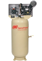 Ingersoll Rand 2340L5-V 5HP 2-Stage 60Gal Air Compressor
