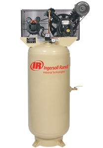 Ingersoll Rand 2340N5-V 5HP 2-Stage 80Gal Air Compressor