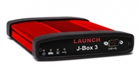 Launch 301020526 J-Box 3 Pass-Thru Device for Programming