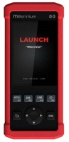 Launch 301050344 Millennium 80 Code Reader w/6 Special Functions