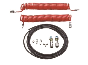 AMGO® Hydraulics 40102 Airline Kit for 4 Post Lifts less than 18K
