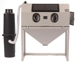 Cyclone Manufacturing 4826 Abrasive Sandblaster w/Dust Collector