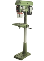 "General International 75-710 M1 17"" Electronic Variable Speed Drive Floor Drill Press"