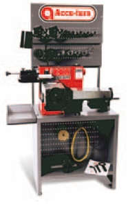 Accu-Turn® 8997 Heavy-Duty Combination 8989 Brake Lathe Package