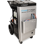 Ranger AC-134A CoolCharge R-134A Automatic Recovery, Recycling, & Recharging Machine w/Vacuum Pump - Meets UL 1963 & SAE J2788