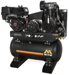 Mi-T-M AG2-SH13-30M 30-Gallon Two Stage Compressor/Generator