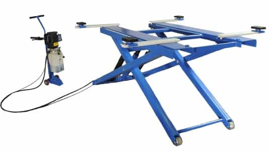 Auto Lift MR6K-48X 6,000 lb Capacity Mid-Rise Scissor Car Lift