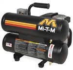 Mi-T-M AM1-HE02-05M 5-Gallon Single Stage Electric Air Compressor
