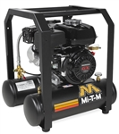 Mi-T-M AM1-HH04-05M 5-Gallon Single Stage Gas Air Compressor