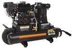 Mi-T-M AM1-PH65-08M 8-Gallon Single Stage Gas Air Compressor