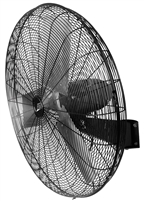 "ATD Tools 30334A 30"" Oscillating Wall Mount Fan - ATD-30334A"