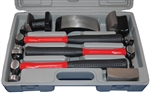 ATD Tools 7pc. Heavy-duty Body & Fender Tool Set ATD-4030