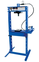 ATD Tools 25 Ton Shop Press with Hand Pump ATD-7455
