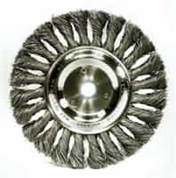 ATD Tools Twisted Tuft Wire Wheel Brush ATD-8252