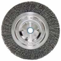 "ATD Tools 6"" Wire Wheel with Spacer for 1/2"" Arbor ATD-8350"