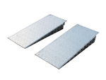 Atlas® Automotive Equipment ATPK-TPAL Ex-Long Aluminum Approach Ramps for 408-SL