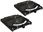 Atlas® Automotive Equipment ATPK-TURNTABLES Alignment Turntables (Pair)